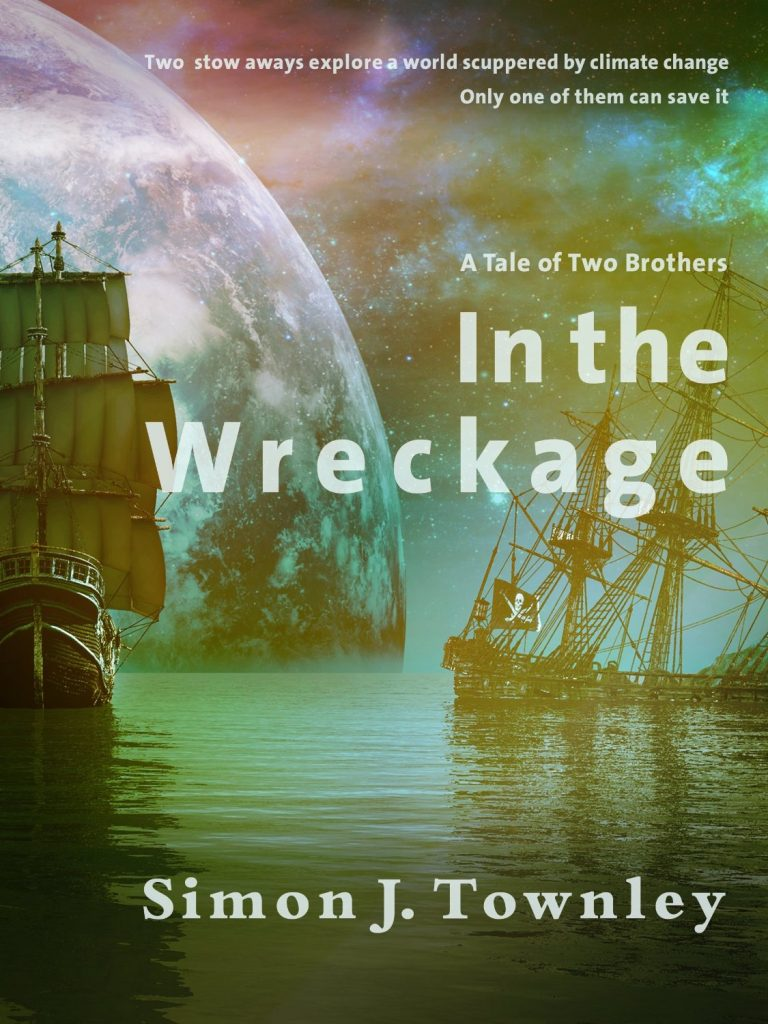 In The Wreckage (A Tale of Two Brothers)