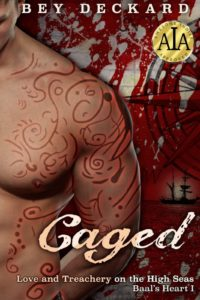 Caged (Baal's Heart Book 1)