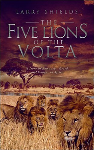The Five Lions of the Volta