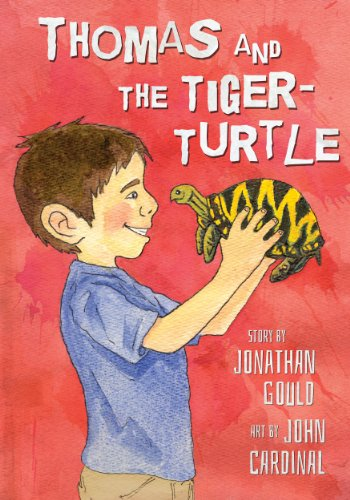 Thomas and the Tiger-Turtle: A Picture Book for Kids