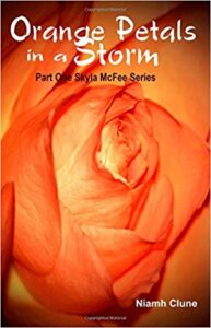 Orange Petals in a Storm (Skyla McFee Series)